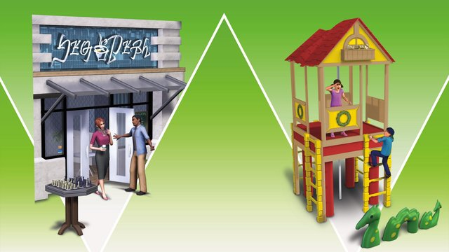 games similar to The Sims 3: Town Life Stuff