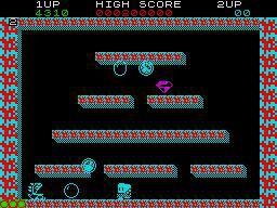 games similar to Bubble Bobble (1986)