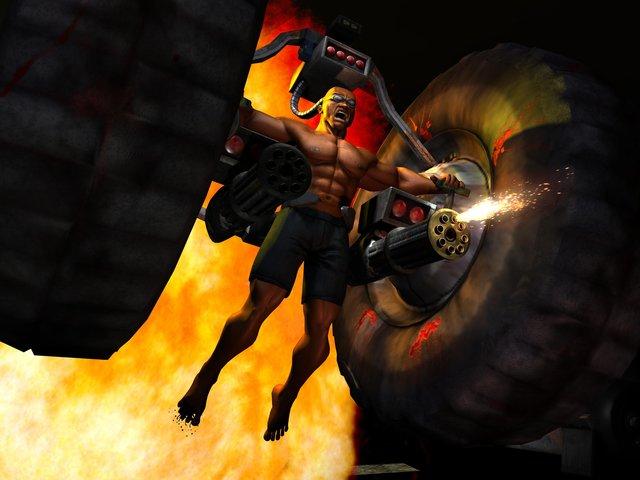 games similar to Twisted Metal: Black