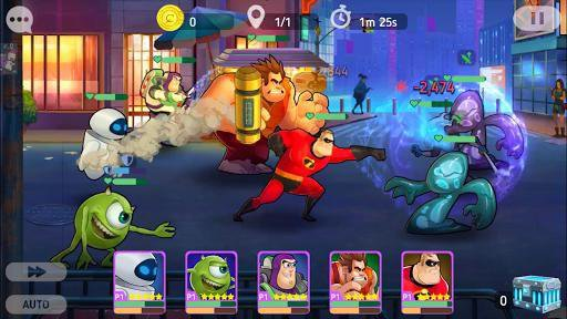 games similar to Disney Heroes: Battle Mode