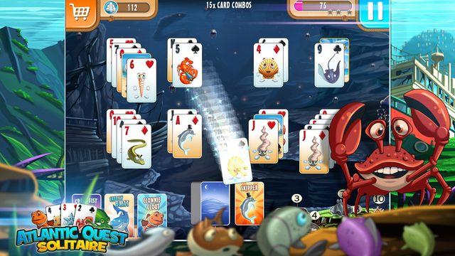 games similar to Atlantic Quest Solitaire