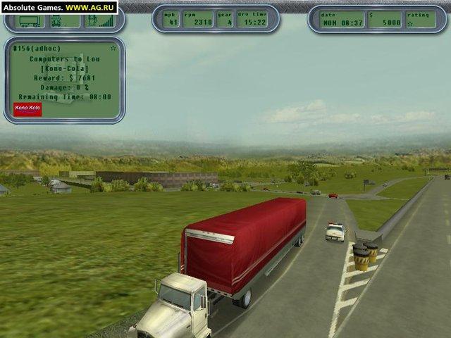 games similar to Hard Truck: 18 Wheels of Steel