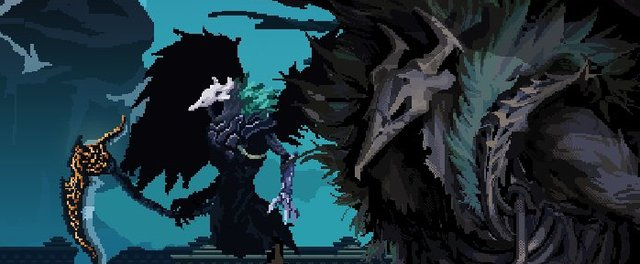 games similar to Death's Gambit