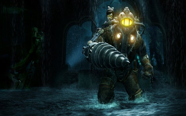games similar to BioShock 2