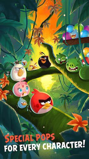 games similar to Angry Birds POP Bubble Shooter