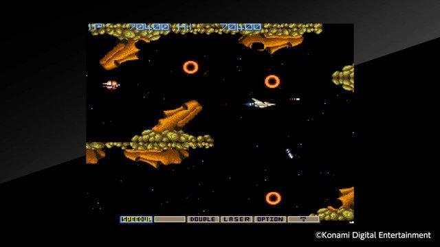 games similar to Arcade Archives GRADIUS
