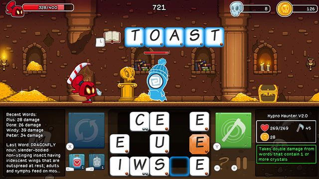games similar to Letter Quest: Remastered