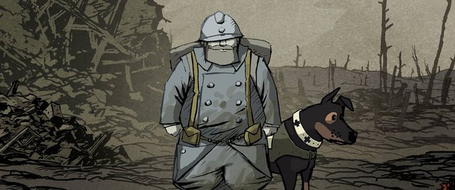 games similar to Valiant Hearts: The Great War