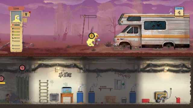 games similar to Sheltered
