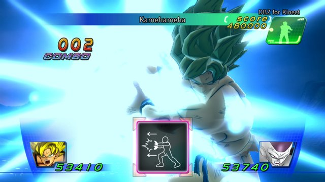 games similar to DBZ for Kinect
