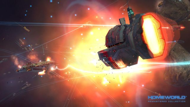 games similar to Homeworld Remastered Collection