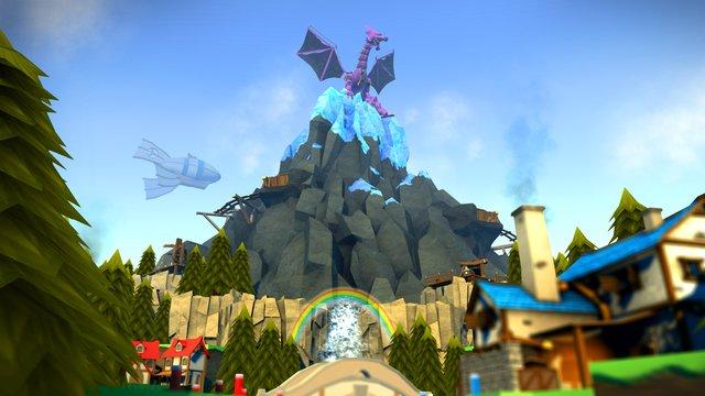 games similar to Skyworld