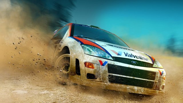 games similar to Colin McRae Rally