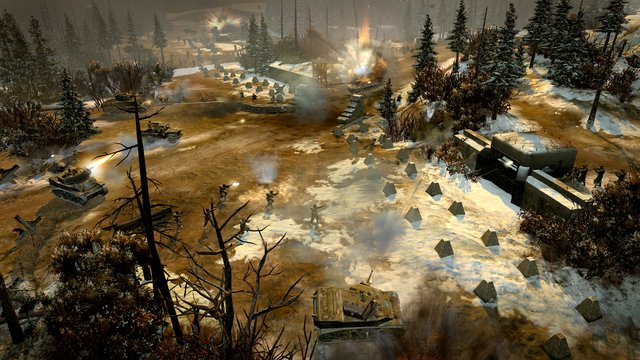 games similar to Company of Heroes 2   Ardennes Assault