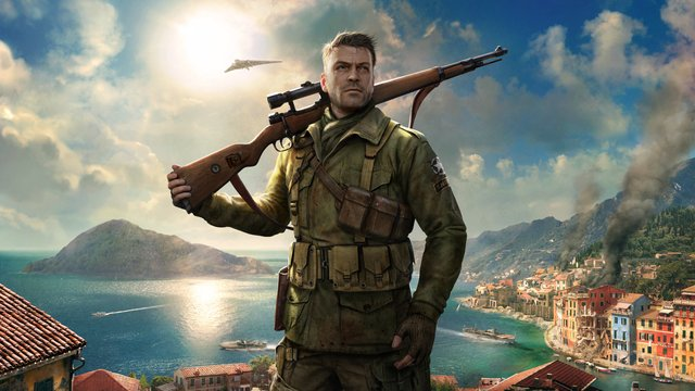 games similar to Sniper Elite 4