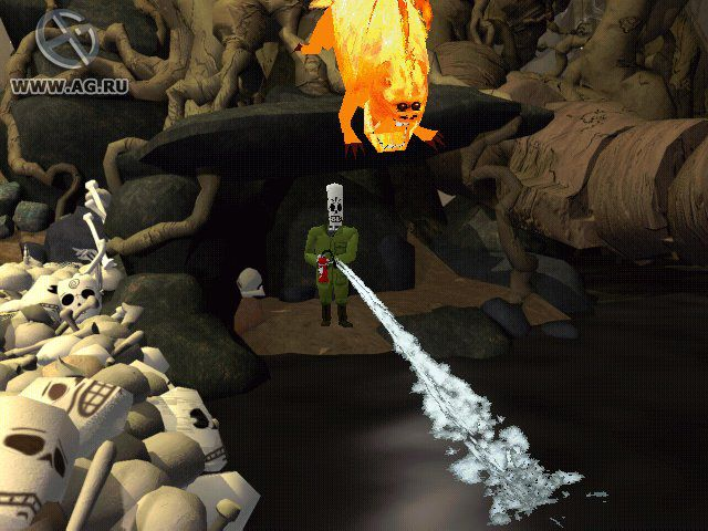 games similar to Grim Fandango