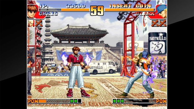 games similar to ACA NEOGEO THE KING OF FIGHTERS '97