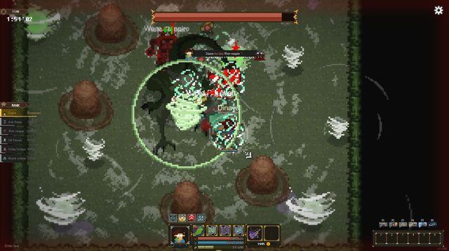 games similar to Hunger Dungeon