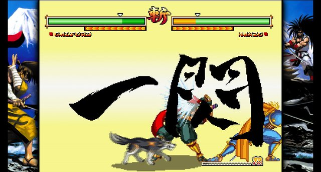 games similar to SAMURAI SHODOWN V SPECIAL