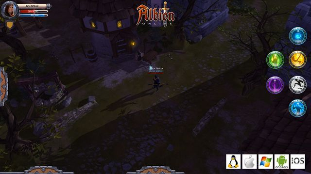 games similar to Albion Online