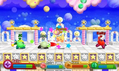 games similar to Kirby: Triple Deluxe