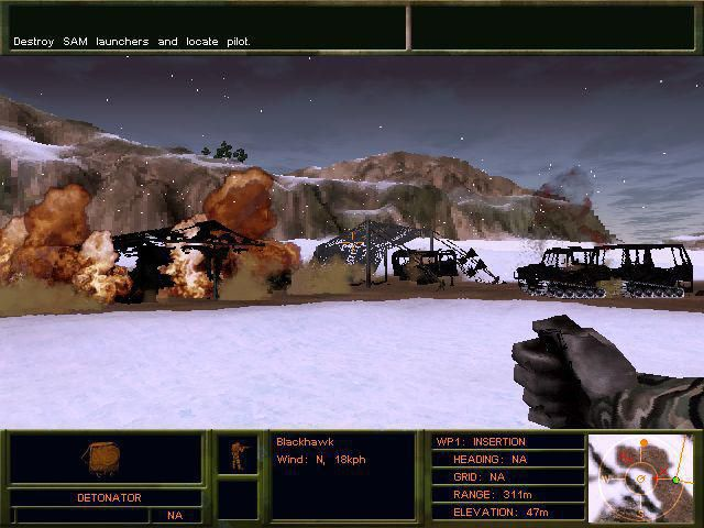 games similar to Delta Force 2
