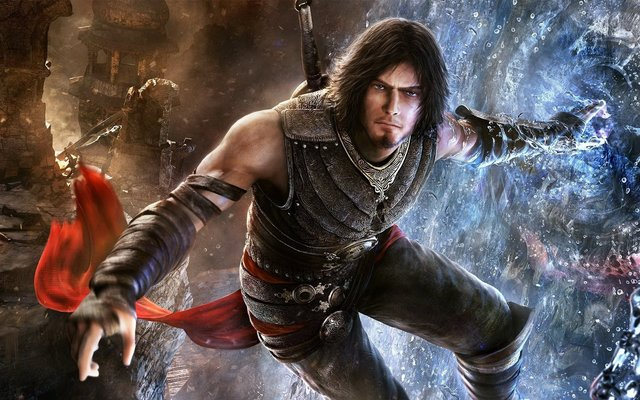 games similar to Prince of Persia: The Forgotten Sands