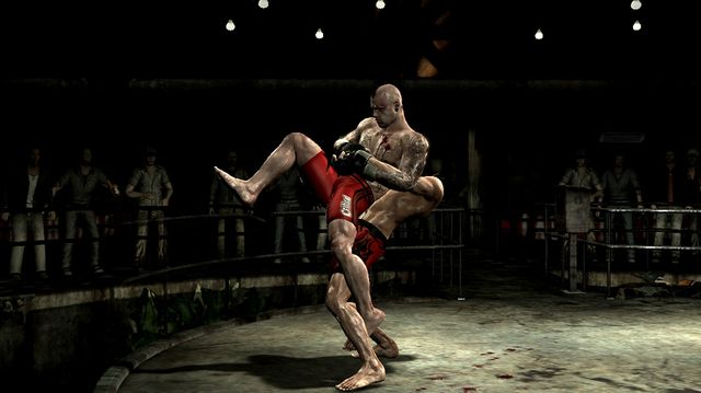 games similar to Supremacy MMA