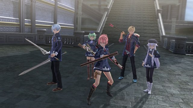 games similar to The Legend of Heroes: Trails of Cold Steel III