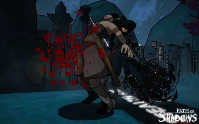 games similar to Path of Shadows