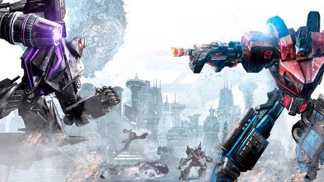 games similar to Transformers: War for Cybertron