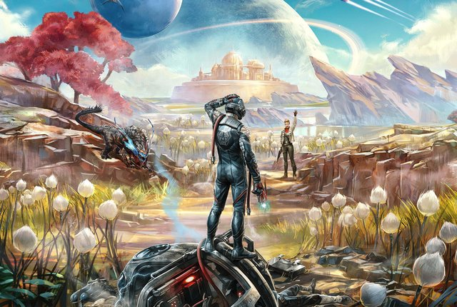 games similar to The Outer Worlds