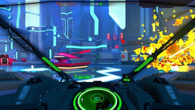 games similar to Battlezone
