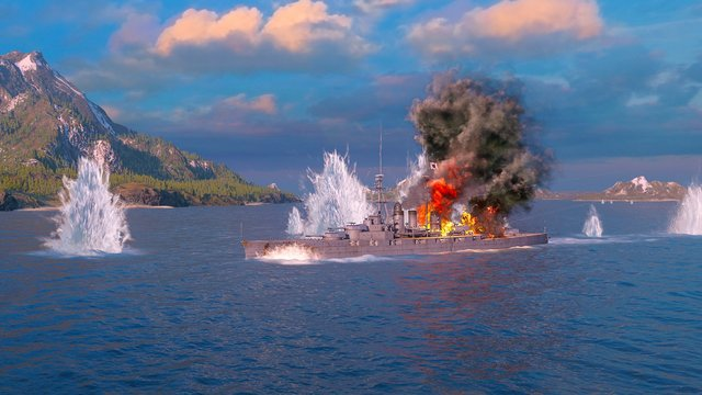 games similar to WORLD OF WARSHIPS: LEGENDS