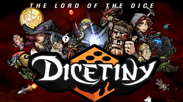 games similar to DICETINY: The Lord of the Dice