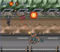 games similar to Contra III: The Alien Wars