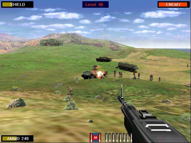 games similar to BEACH HEAD 2002