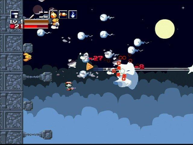 games similar to Cave Story: Doukutsu Monogatari