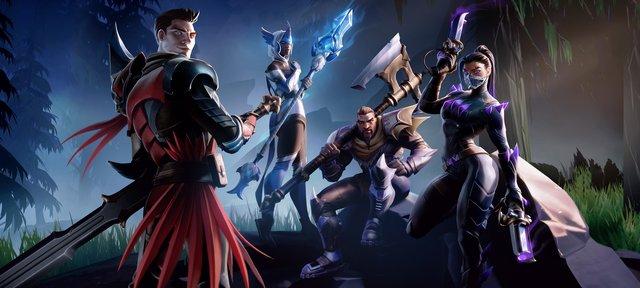 games similar to Dauntless