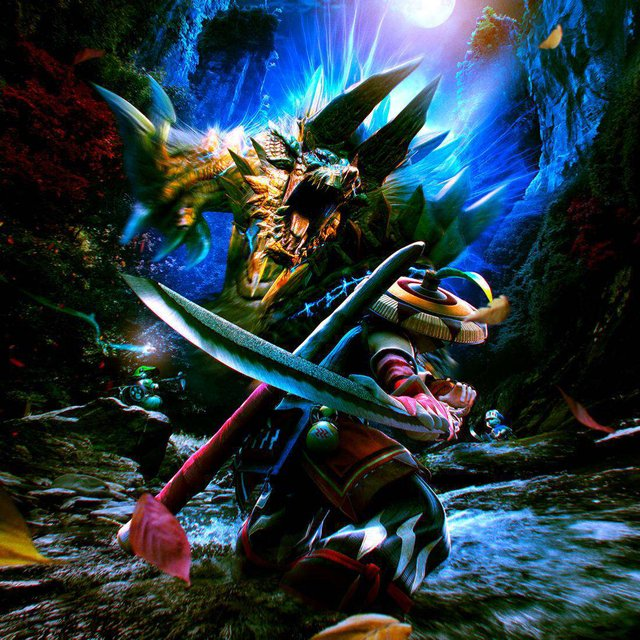 games similar to Monster Hunter Portable 3rd