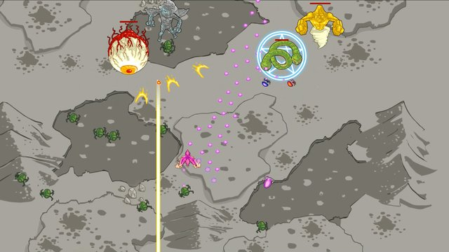games similar to Phoenix Force