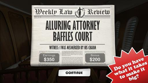 games similar to Devil's Attorney