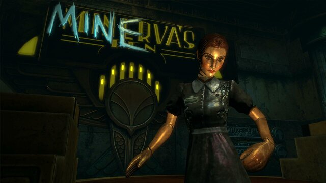 games similar to BioShock 2: Minerva's Den