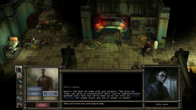 games similar to Wasteland 2