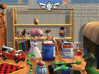 games similar to Disney's Animated Storybook: Toy Story