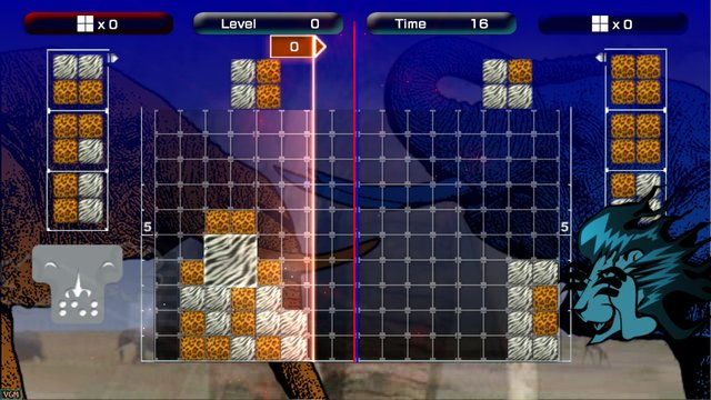 games similar to LUMINES LIVE!