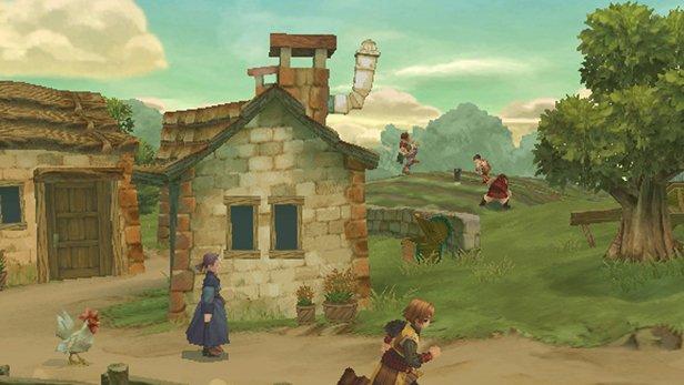 games similar to Radiata Stories
