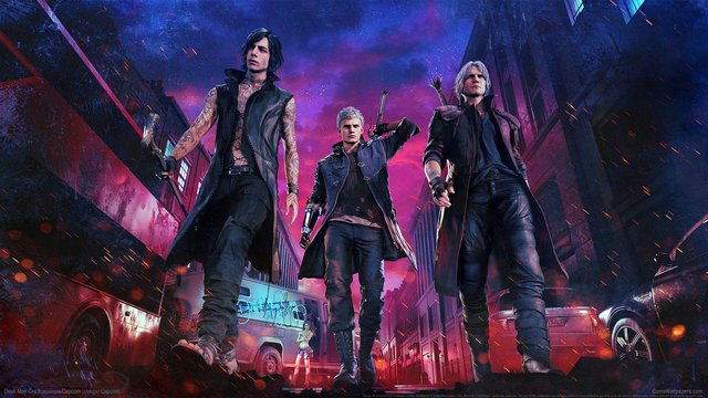 games similar to Devil May Cry 5