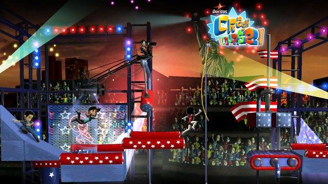 games similar to Doritos Crash Course