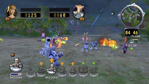 games similar to Battalion Wars 2